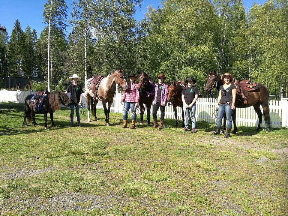 ponnyridningNydala2017